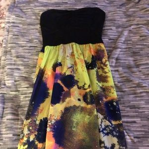 NWT high-low dress